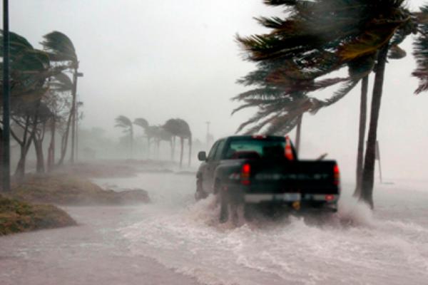 Alerta SMN desarrollo ciclónico en Guerrero