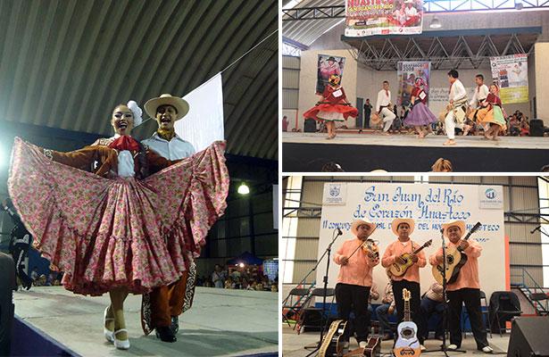260 parejas en el Onceavo Concurso de Huapango