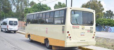 Cámaras disminuyen incidentes en transporte