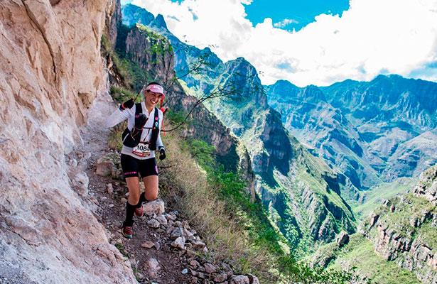 Ultramaratonista Lupita Guerrero, orgullo sanjuanense