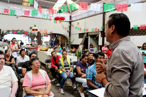 Anuncian obras para mejorar calles de Tx