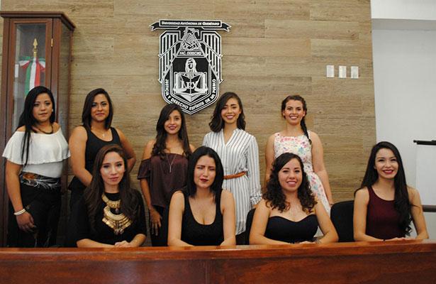Elegirán Reina de la Facultad de Derecho