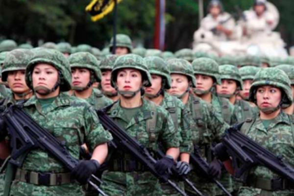 Inversión histórica para las Fuerzas Armadas en cinco años