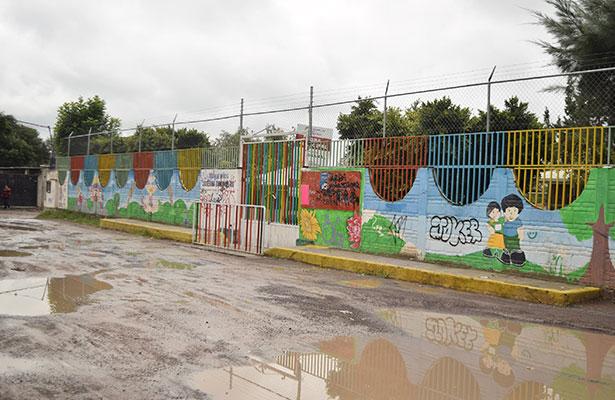 Regularizan actividades en jardín de niños de El Organal