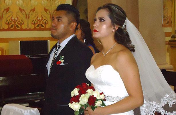 José Manuel Martínez y Paloma Carlos unieron sus destinos ante el altar