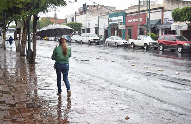 Continuarán las lluvias en San Juan