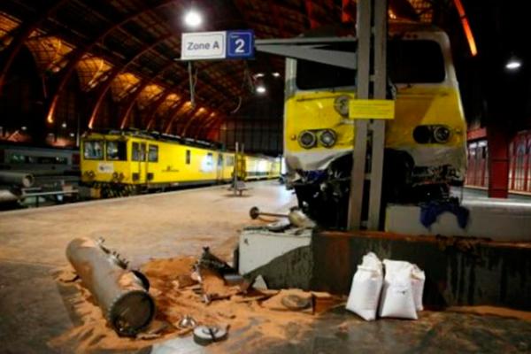 Alertan que yihadistas podrían intentar descarrilar trenes en Francia