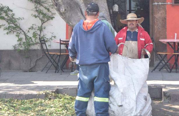 Suspenden servicio médico a trabajadores del Municipio
