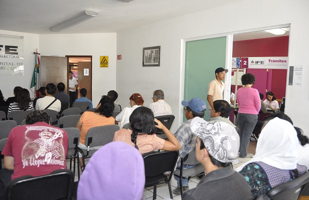 INE abre convocatoria para supervisores electorales