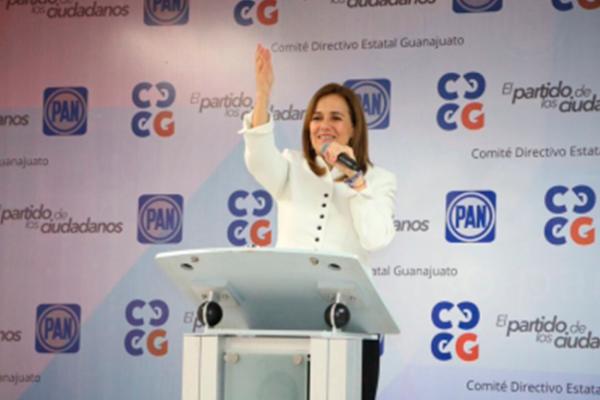 Soy consecuencia de la división en el PAN: Margarita Zavala