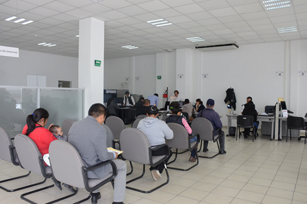 SAT eficienta atención en San Juan del Río