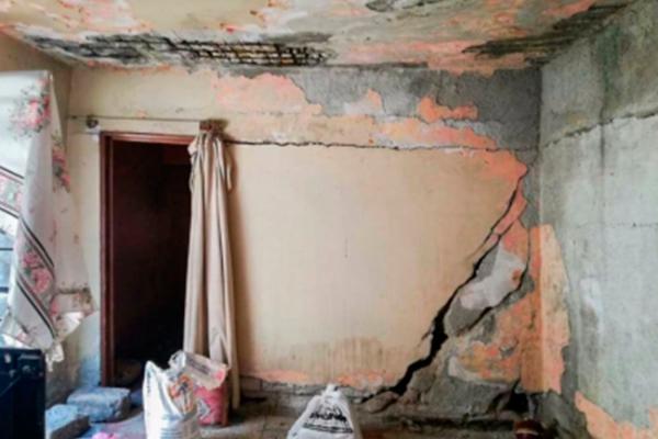 Inicia reconstrucción de viviendas en Chiapas