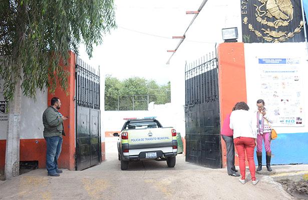 Damnificados detenidos