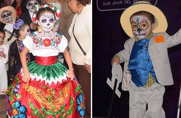 Convocan al concurso de disfraces infantiles