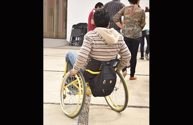 Hace falta concientización sobre discapacidad