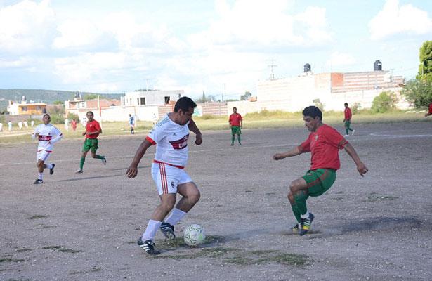 Deportivo El Sauz da la campanada