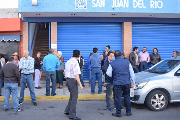 Descarta PAN desbandada en San Juan