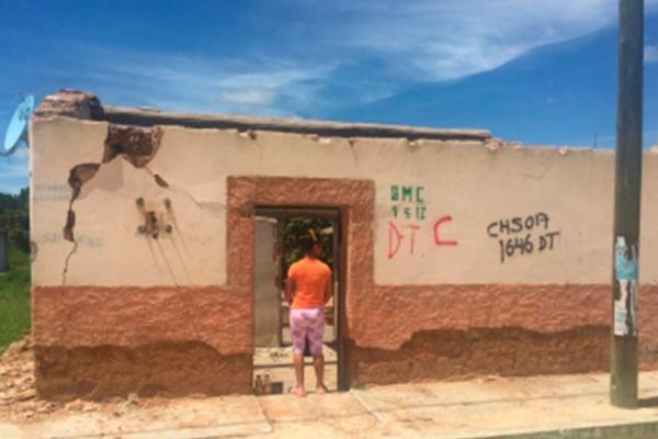 Evalúan gobiernos federal y de Chiapas reconstrucción tras sismo