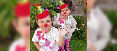 Festejan cumpleaños de Celia Victoria