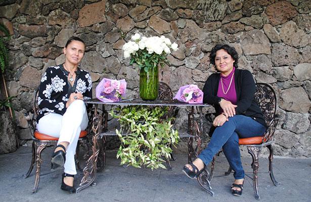 Bruna Guerrero e Irma del Bosque festejan su cumpleaños