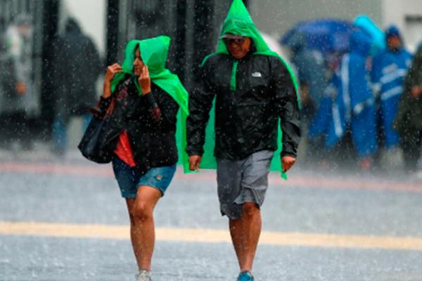 Lluvias y temperatura máxima de 40 grados prevén en Oaxaca