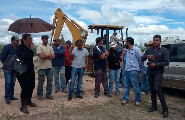 Inconforma obra hidráulica a habitantes de Loma Linda