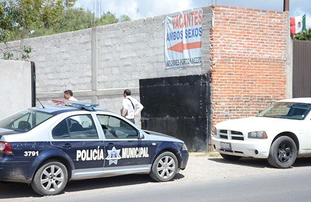 Sujetos armados cometen asalto en Santa Cruz Nieto