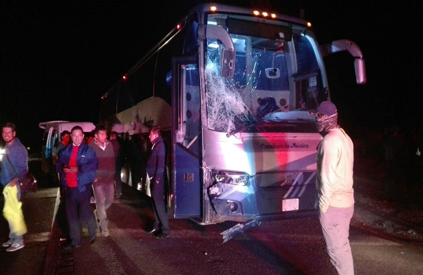 Autobús vs camioneta
