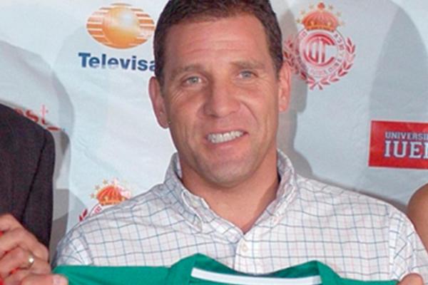 Alberto García Aspe ingresará al Salón de la Fama del Futbol