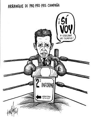 ARRANQUE DE PRE-PRE-PRE-CAMPAÑA