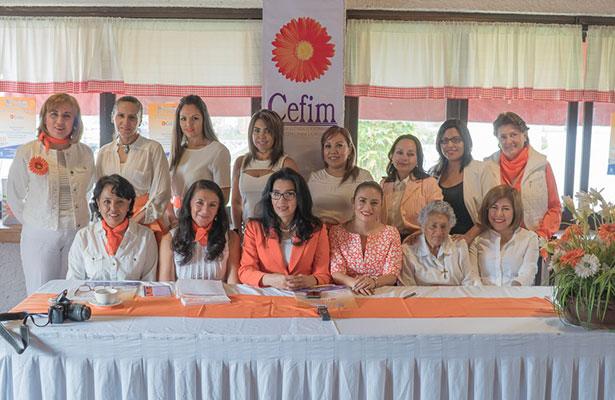 EL SEXTO congreso de la mujer, organizado por mujeres de Cefim, tendrá lugar este sábado 11 de noviembre, en el Cecuco.