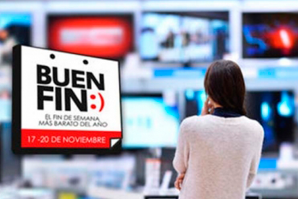 Mayoría de mexicanos comprará algún producto en Buen Fin