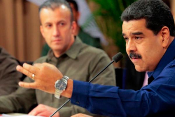 Exiliados venezolanos piden a Eurocámara sancionar a Nicolás Maduro