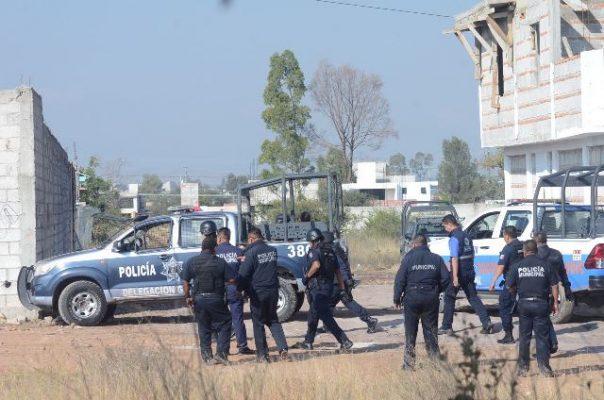 8 personas detenidas por presunto robo de hidrocarburo
