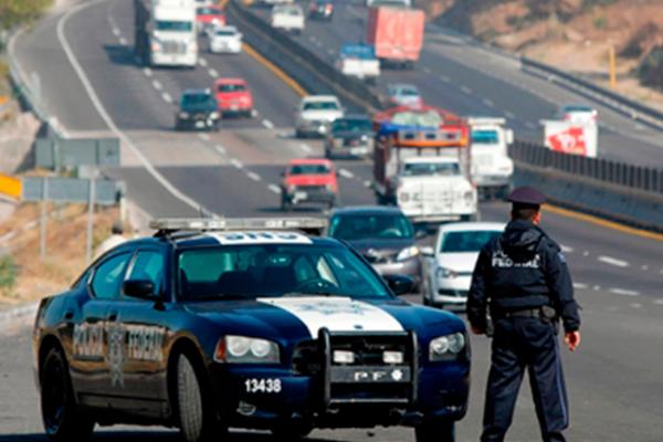 Policía Federal refuerza vigilancia en carreteras de Matamoros
