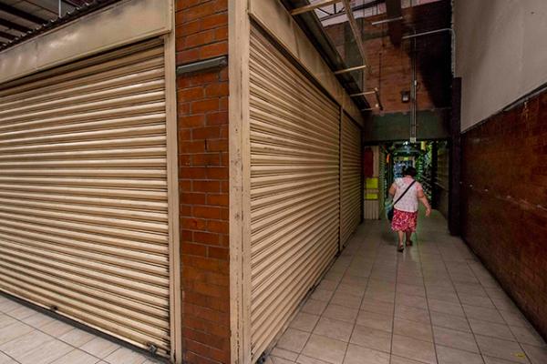 Gestionan video vigilancia para mercado Reforma