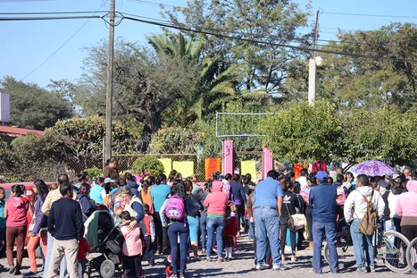Cierran preescolar en San Pedro