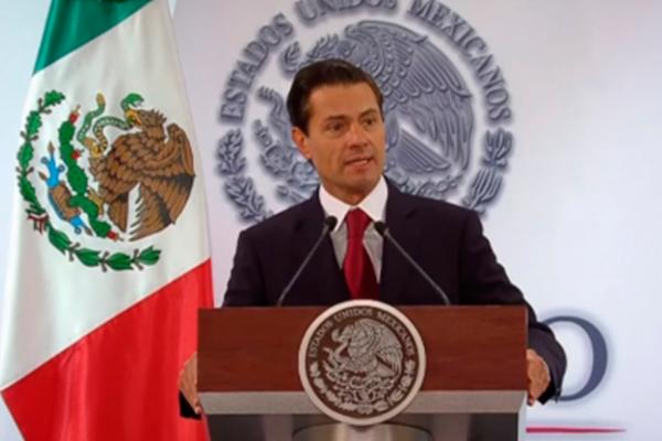 Peña Nieto pide a su Gabinete apretar el paso