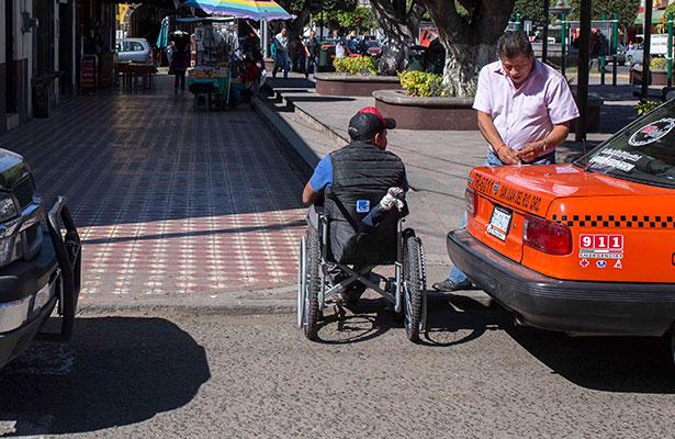 Comercios dan trabajo a personas con discapacidad