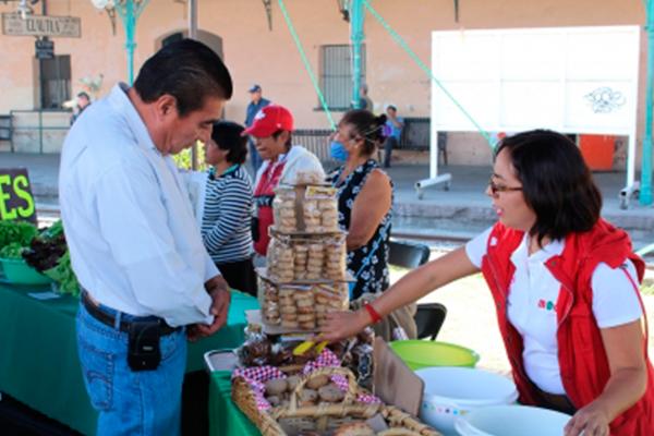 Este domingo, Mercado Verde en Jojutla, Morelos