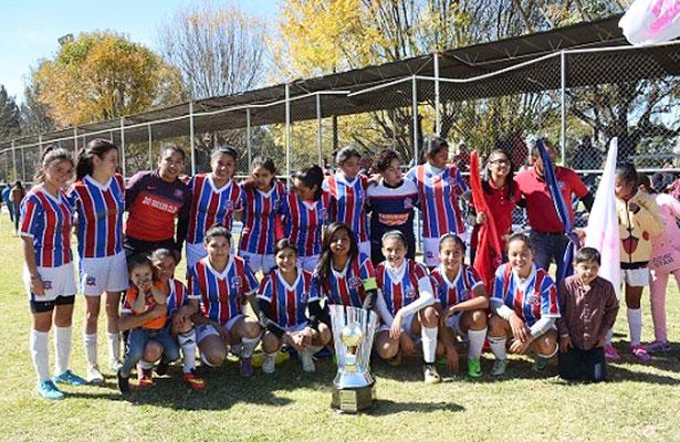Río Soccer es campeón del Torneo de Liga 2017