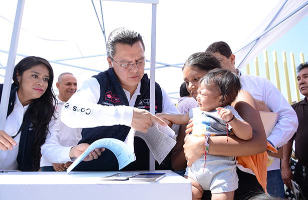 Sin acta de nacimiento 14 millones de mexicanos