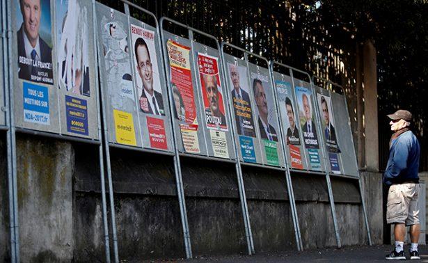 """El """"voto oculto"""" puede crear una sorpresa en la elección presidencial en Francia"""