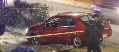 El exceso de velocidad cobra una víctima más en Ermita Iztapalapa
