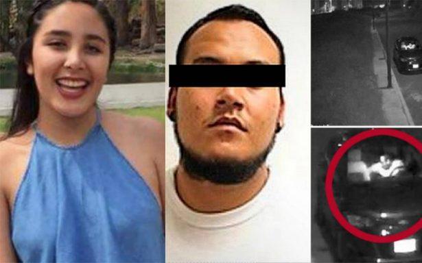 Vinculan a chofer de Cabify por feminicidio de Mara Castilla