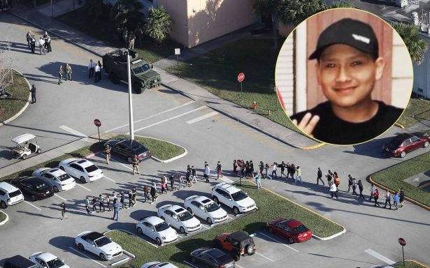 Cancillería apoya a familia de mexicano muerto en tiroteo de Florida