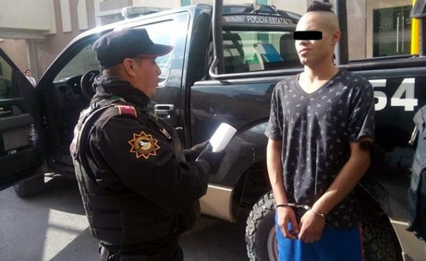 Look delata a ladrón en Monterrey