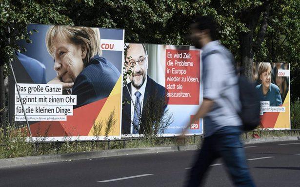 La batalla por el tercer puesto en Alemania