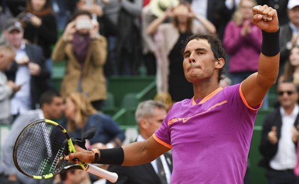 Nadal ganó en Montecarlo a Kyle Edmund