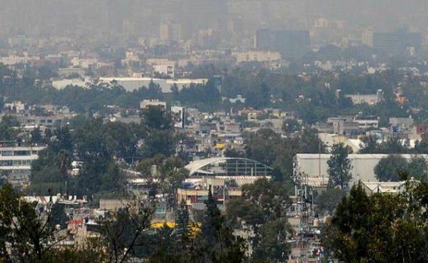 Ecatepec y Azcapotzalco tienen mala calidad del aire esta mañana